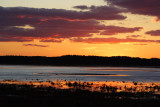 Sunset on the Wildlife Loop