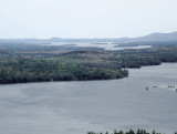 Lake Winnipesaukee from East Rattlesnake