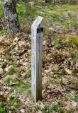 Old Bridal Path Marker