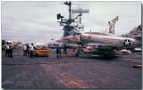 A-4 Skyhawk - flight deck spotting