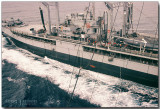 At sea refueling