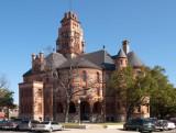 Ellis County Courthouse - Waxahachie, Texas