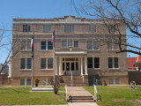 Camp County Courthouse - Pittsburg, Texas