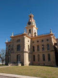 Red River County Courthouse - Clarksville, Texas