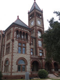 DeWitt County Courthouse - Cuero, Texas