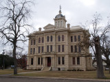 Milam County Courthouse - Cameron, Texas