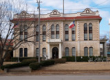 Robertson County Courthouse - Franklin, Texas