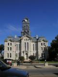 Hood County Courthouse - Granbury, Texas