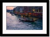 Night Scene Seen from Rialto Bridge