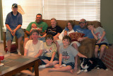 10 21 07 OUR FAMILY including me , Nikon D50 SB 200 FLASH.jpg