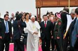 Pope's Visit To Jordan
