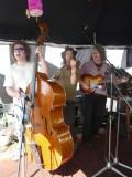 Wierdstring Band In The Radio Solfest Tent