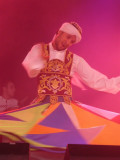 With Their Whirling Dervish