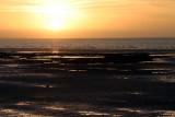 Cockersands sunset