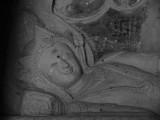 Statue Bagan .psd