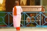 Novice nun in Sule Paya.jpg
