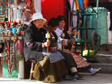 Prayer wheel break
