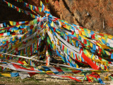 Prayer flags galore