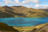 Turqoise lake