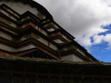 Dark cloud above Tibetan culture