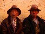 Tibetan men