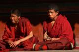 Worker monks