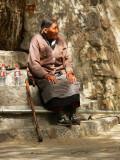 Pilgrim at Sera