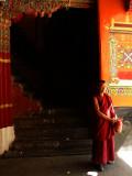 Monk at Sera