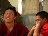 The listening monks