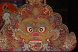 Decoration of pillar