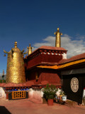 Roof of Jokhang