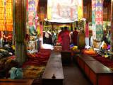 Inside Tsome Ling