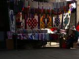 Marketstall in Lhasa