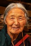 Wrinkled face 2