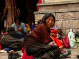 Pilgrims at Jokhang