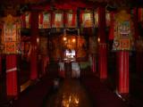 Restored Zhongdian temple