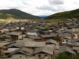 Old town in Zhongdian