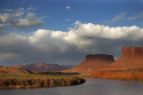 Sunset on the Colorado River