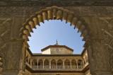 Patio de las Doncellas, Real Alcázar, Seville