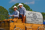 ChuckWagon Races -  Finals