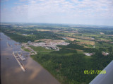 Olmstead Lock and Dam Contruction