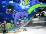 EC-145 Eurocopter Children's Medical