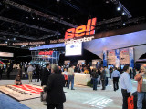 Bell Helicopter Booth
