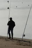 early morning  fishing  Benodet