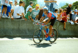 Phil Anderson  Le Tour 93 off the Back in the TTT