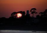 Sunset in Benodet