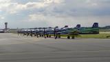 Brazilian Air Force Smoke Squadron