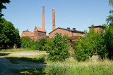 The abandoned leather factory