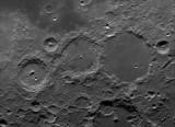 Ptolemaeus, Alphonsus & Arzachel 12-Aug-09 04:10UT
