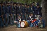 Port Hudson Civil War  Reenactment -2008